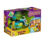 Scooby Doo BIKE & SIDECAR Vehicle with SHAGGY FIGURE
